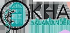 Окна Саламандер - главная страница